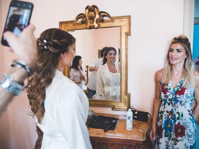 Il matrimonio di Vincenzo e Veronica a Frattamaggiore, Napoli 4
