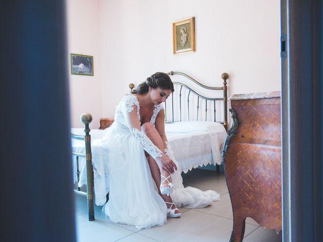Il matrimonio di Vincenzo e Veronica a Frattamaggiore, Napoli 5