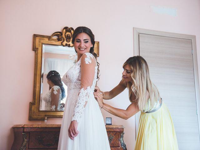 Il matrimonio di Vincenzo e Veronica a Frattamaggiore, Napoli 8