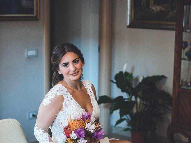 Il matrimonio di Vincenzo e Veronica a Frattamaggiore, Napoli 13