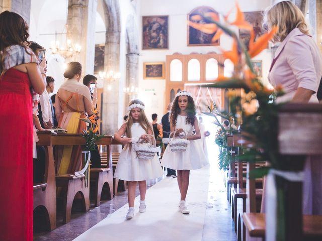 Il matrimonio di Vincenzo e Veronica a Frattamaggiore, Napoli 18