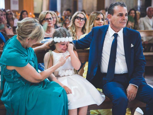 Il matrimonio di Vincenzo e Veronica a Frattamaggiore, Napoli 20
