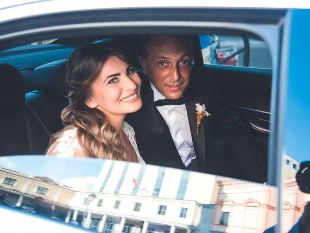 Il matrimonio di Vincenzo e Veronica a Frattamaggiore, Napoli 26