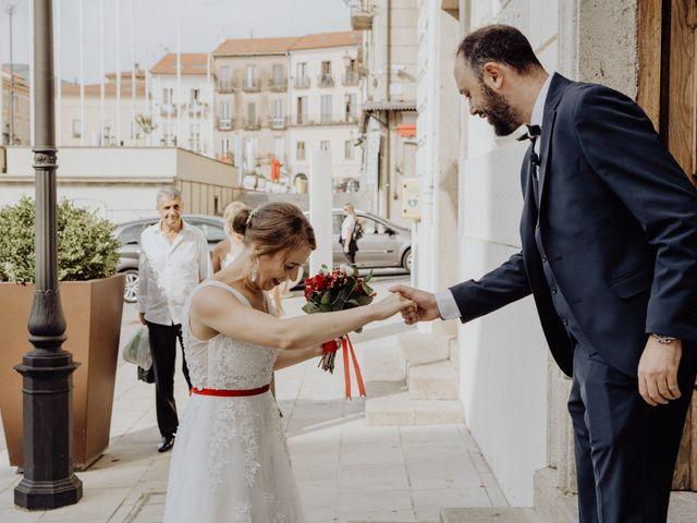 Il matrimonio di Arturo e Kateryna a Vallo della Lucania, Salerno 29