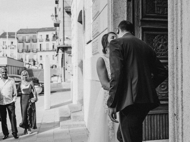 Il matrimonio di Arturo e Kateryna a Vallo della Lucania, Salerno 30