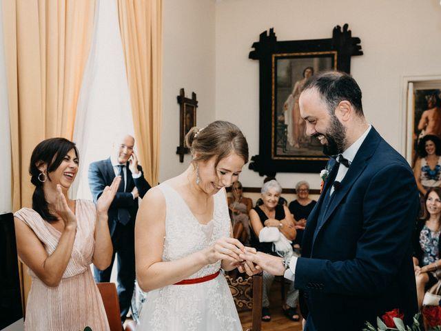 Il matrimonio di Arturo e Kateryna a Vallo della Lucania, Salerno 34