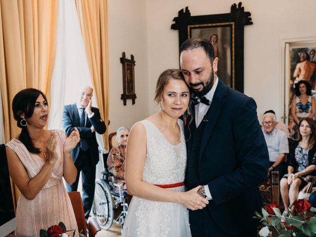 Il matrimonio di Arturo e Kateryna a Vallo della Lucania, Salerno 35