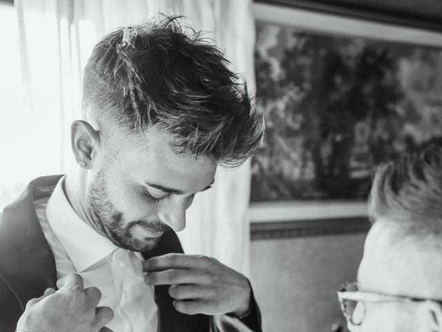 Il matrimonio di Luca e Stefania a Racconigi, Cuneo 15