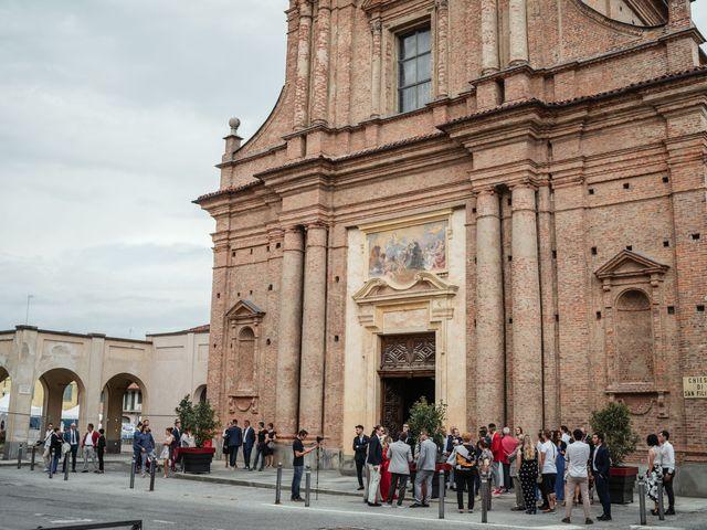 Il matrimonio di Luca e Stefania a Racconigi, Cuneo 51