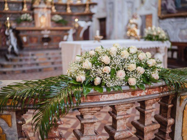 Il matrimonio di Luca e Stefania a Racconigi, Cuneo 53