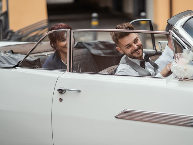 Il matrimonio di Luca e Stefania a Racconigi, Cuneo 55