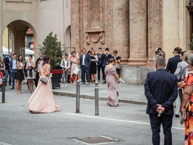 Il matrimonio di Luca e Stefania a Racconigi, Cuneo 65