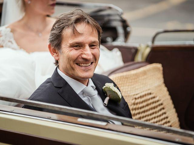 Il matrimonio di Luca e Stefania a Racconigi, Cuneo 67