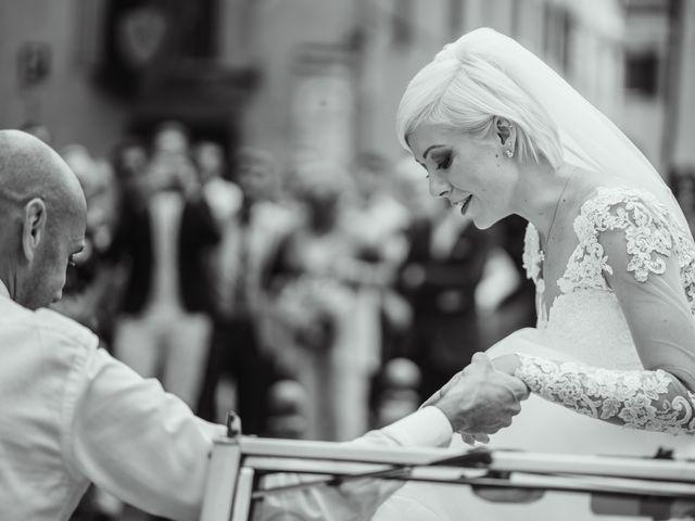 Il matrimonio di Luca e Stefania a Racconigi, Cuneo 68