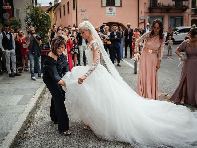 Il matrimonio di Luca e Stefania a Racconigi, Cuneo 70