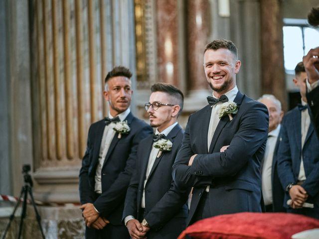 Il matrimonio di Luca e Stefania a Racconigi, Cuneo 75