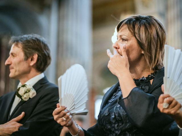 Il matrimonio di Luca e Stefania a Racconigi, Cuneo 77