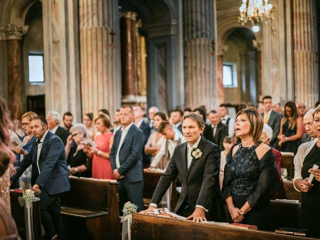 Il matrimonio di Luca e Stefania a Racconigi, Cuneo 85