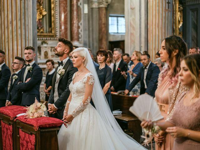 Il matrimonio di Luca e Stefania a Racconigi, Cuneo 86