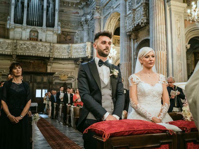 Il matrimonio di Luca e Stefania a Racconigi, Cuneo 88