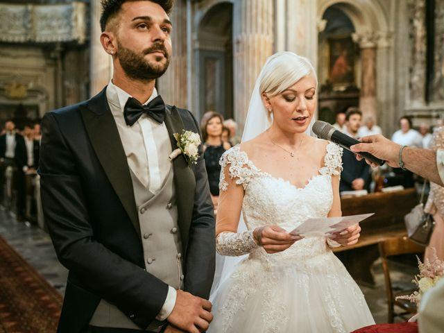 Il matrimonio di Luca e Stefania a Racconigi, Cuneo 89