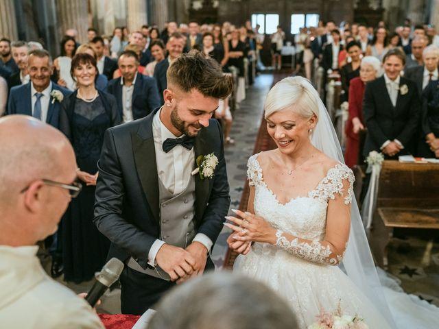 Il matrimonio di Luca e Stefania a Racconigi, Cuneo 94