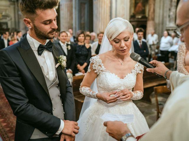 Il matrimonio di Luca e Stefania a Racconigi, Cuneo 95