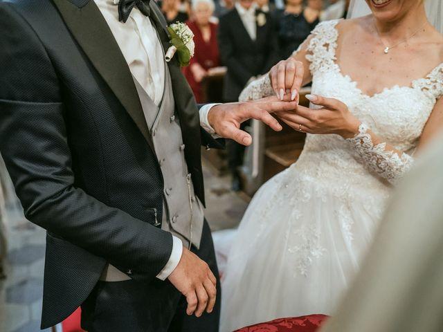 Il matrimonio di Luca e Stefania a Racconigi, Cuneo 96