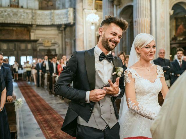 Il matrimonio di Luca e Stefania a Racconigi, Cuneo 98