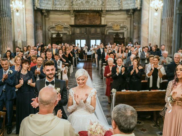 Il matrimonio di Luca e Stefania a Racconigi, Cuneo 100