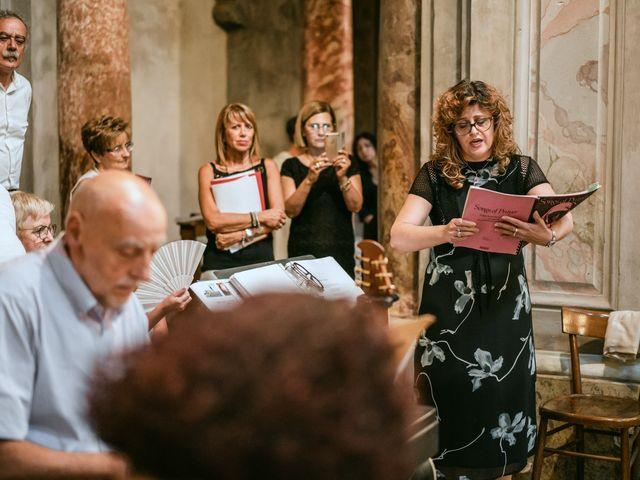 Il matrimonio di Luca e Stefania a Racconigi, Cuneo 103