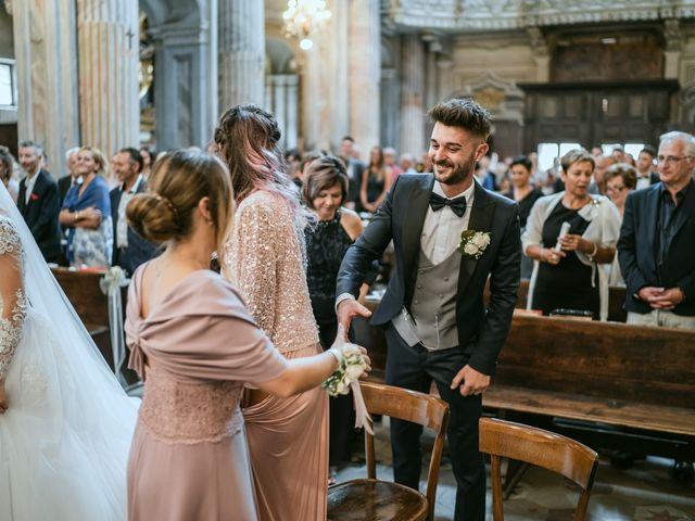 Il matrimonio di Luca e Stefania a Racconigi, Cuneo 107
