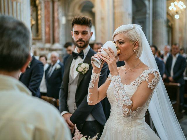 Il matrimonio di Luca e Stefania a Racconigi, Cuneo 110