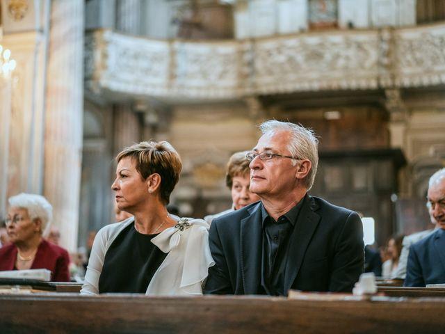 Il matrimonio di Luca e Stefania a Racconigi, Cuneo 112