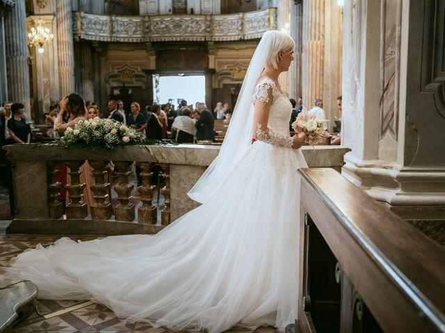 Il matrimonio di Luca e Stefania a Racconigi, Cuneo 118