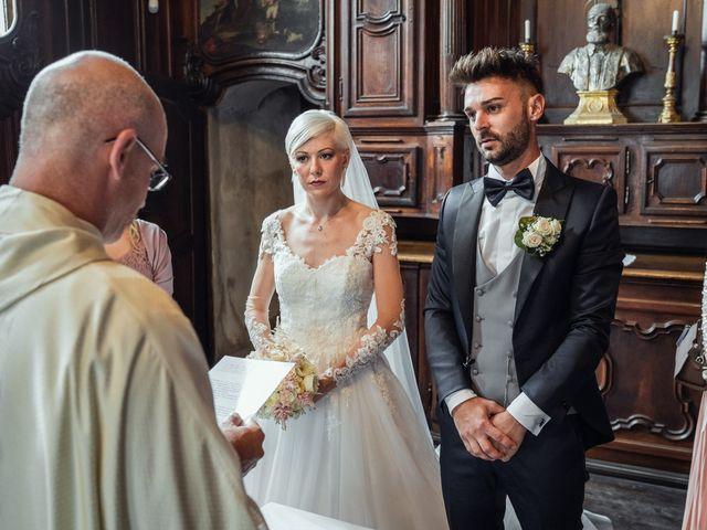 Il matrimonio di Luca e Stefania a Racconigi, Cuneo 119