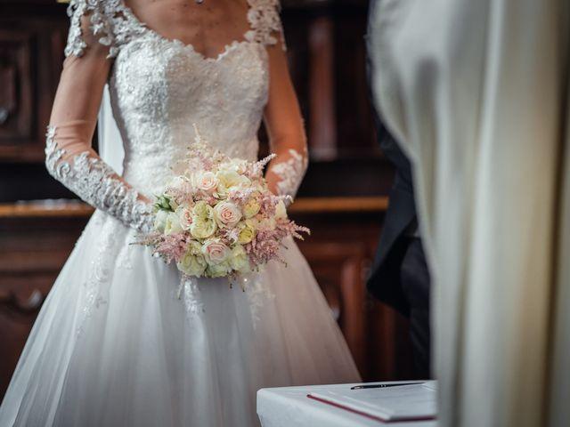 Il matrimonio di Luca e Stefania a Racconigi, Cuneo 121
