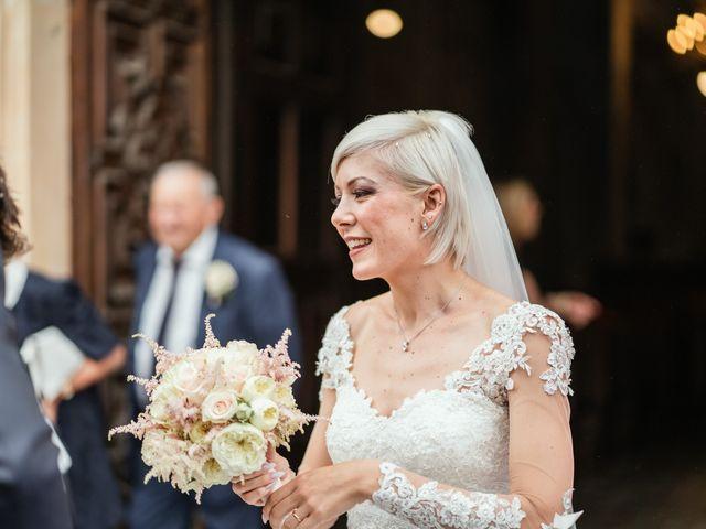 Il matrimonio di Luca e Stefania a Racconigi, Cuneo 133