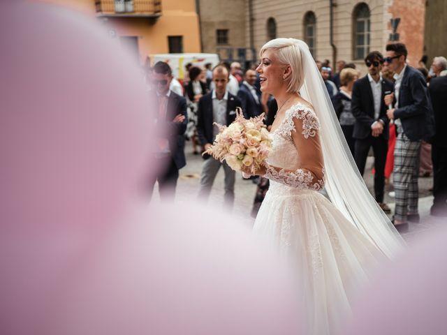Il matrimonio di Luca e Stefania a Racconigi, Cuneo 139