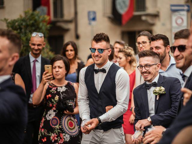 Il matrimonio di Luca e Stefania a Racconigi, Cuneo 144