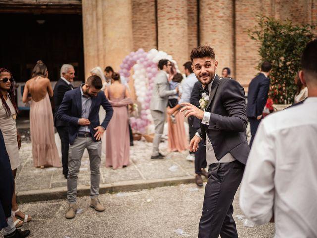 Il matrimonio di Luca e Stefania a Racconigi, Cuneo 146