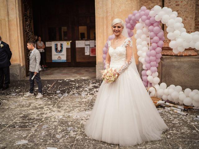 Il matrimonio di Luca e Stefania a Racconigi, Cuneo 148