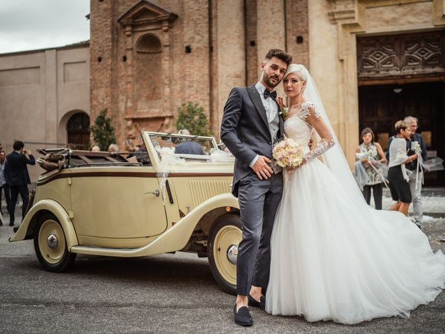Il matrimonio di Luca e Stefania a Racconigi, Cuneo 149