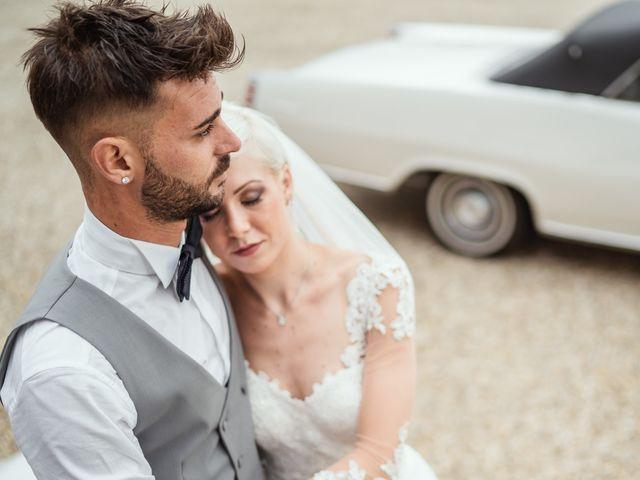 Il matrimonio di Luca e Stefania a Racconigi, Cuneo 1