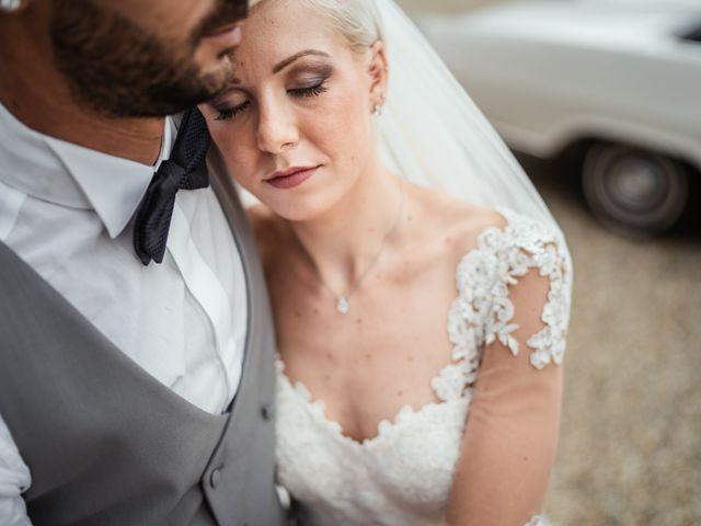 Il matrimonio di Luca e Stefania a Racconigi, Cuneo 153