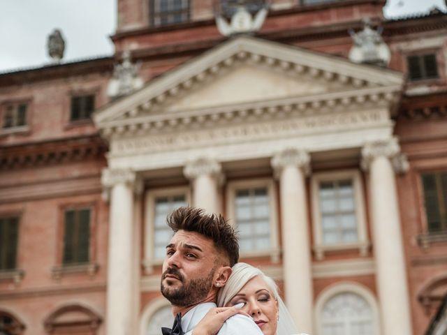 Il matrimonio di Luca e Stefania a Racconigi, Cuneo 155