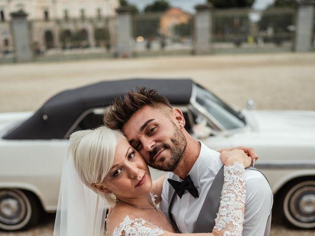Il matrimonio di Luca e Stefania a Racconigi, Cuneo 159