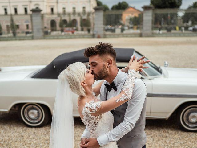 Il matrimonio di Luca e Stefania a Racconigi, Cuneo 160
