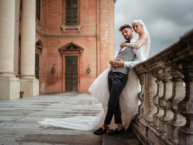 Il matrimonio di Luca e Stefania a Racconigi, Cuneo 164