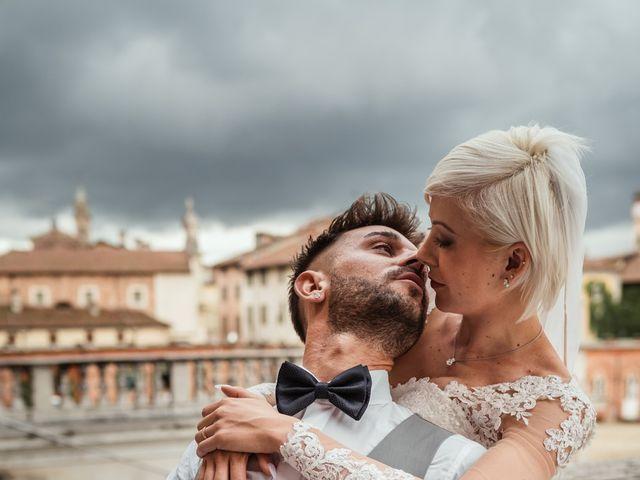 Il matrimonio di Luca e Stefania a Racconigi, Cuneo 165